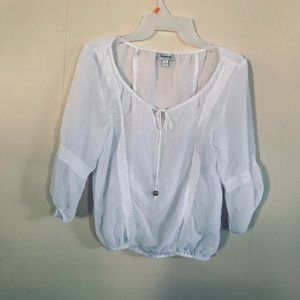 This a Peasant blouse.
